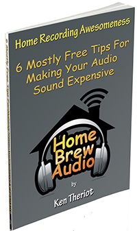 6 Tips For Better Home Recording