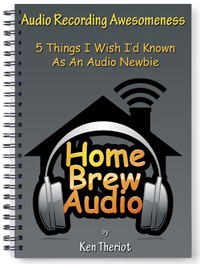 Newbies Guide to Audio Recording – eBook