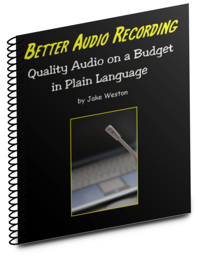 Better Audio Recording Pic