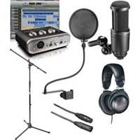 Awe Inspiring What Will I Need For A Simple Home Recording Studio Largest Home Design Picture Inspirations Pitcheantrous