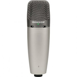 USB Large Diaphragm Condenser Mic