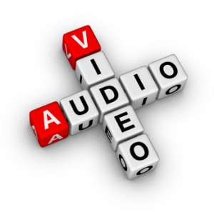 audio for videos