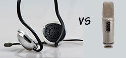 cheap mic vs expensive mic