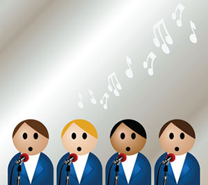 Sing Harmony With Yourself – Learn How to Record Your Voice on Your PC and Sing Along With It!