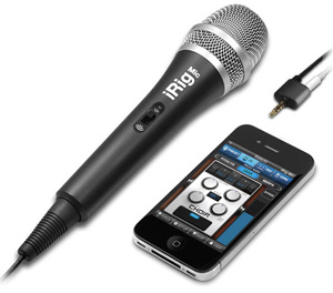 microphone for iPhone and iPad