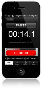 iRig Recorder Picture