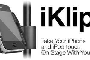 IK Multimedia introduces iKlip™ MINI