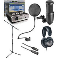 Home-Recording-Starter-Kit