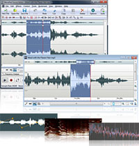 audio editing software - wavepad