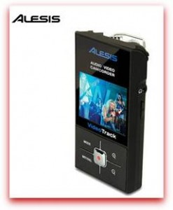 Alesis VideoTrack Handheld Audio and Video Recorder