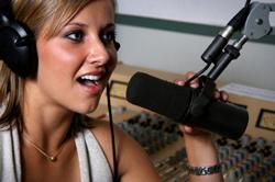 Voice-over equipment