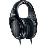 New Shure Open-Back Professional Headphones
