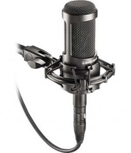Review of the Audio-Technica AT2035 Microphone