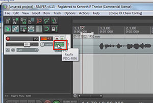 ReaFIR Madness - The Hidden Noise Reduction Tool in Reaper