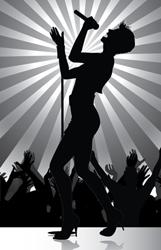 famous singer