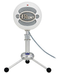 Review of The Blue Snowball USB Microphone