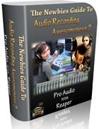 Audio Recording Awesomeness 2 Box