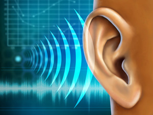 Ear hearing digital audio