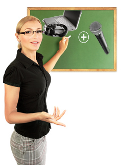 Fabulous Easy Home Recording Basics The Pc Home Recording Studio Largest Home Design Picture Inspirations Pitcheantrous