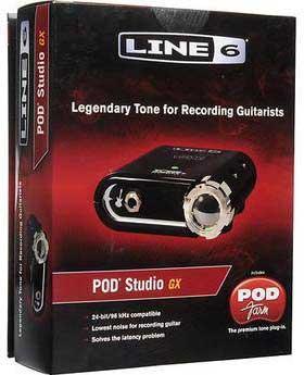 Line 6 POD Studio GX