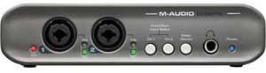 M-Audio Mobile Pre