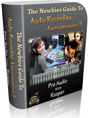 Reaper Tutorial Audio Recording Course