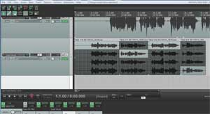 Working with Multiple Takes In Logic Pro 9 and Reaper