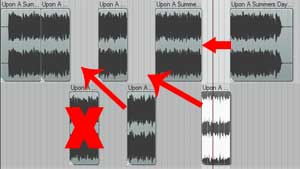 Remixing a song