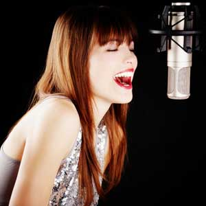 Voice-Over-Girl