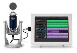Blue Spark Digital iOS Microphone