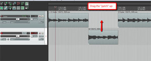 Quickly Fix Audio Recording Mistakes by Overdubbing, Part 2