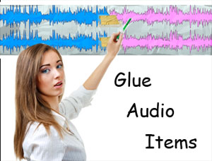 Glue-audio-Items