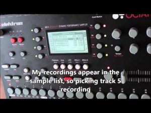 Elektron Octatrack Video – Using It As A Drum Machine
