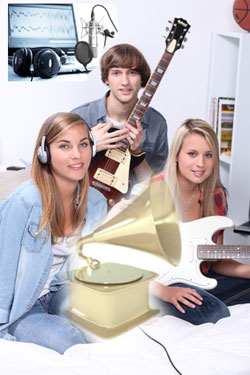 3-kids-home-studio-grammy