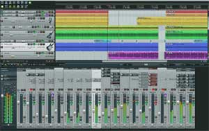 Reaper DAW - multi-track recording software