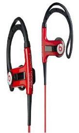 Victoria Azarenka Wears Powerbeats by Dr. Dre In-Ear Headphones