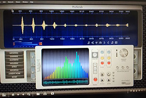 ProScrub Audio Software