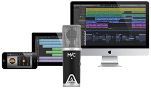 New iOS and USB Microphone From Apogee Electronics