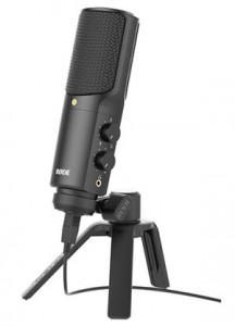 The New Rode NT-USB Microphone