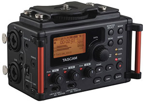 Tascam DR-60DmkII picture