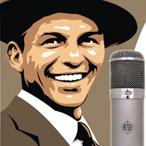 The Frank Sinatra Microphone