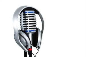 Podcast mic 300