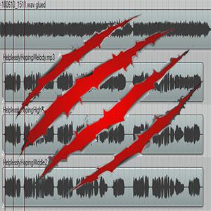 Sliced-Audio