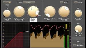 New Pro C-2 compressor unveiled by FabFilter