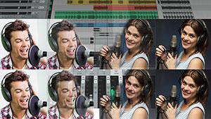 Harmony Recording Course Banner