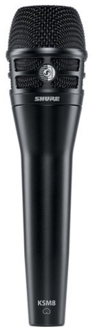 Shure-KSM8-microphone-picture