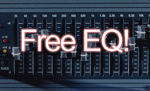 Free Graphic EQ Plugin From Voxengo