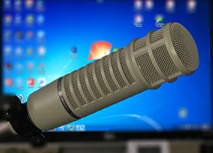 Review Of The Electro-Voice RE20 Dynamic Microphone