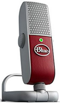New USB Mic From Blue That Also Works With iPhone and iPad
