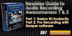 home recording course 1 and 2